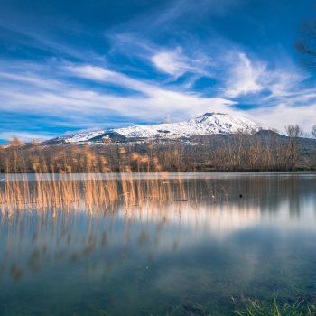 Gurrida lake