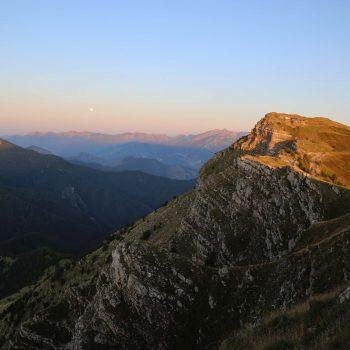 Il Monte Saccarello, tetto delle Alpi Liguri