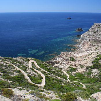 Capo Sandalo, Isola di San Pietro in Sardegna